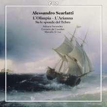Alessandro Scarlatti (1660-1725): Kantaten, CD