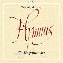 Orlando di Lasso (Lassus) (1532-1594): Hymnen, CD