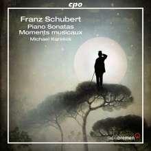 Franz Schubert (1797-1828): Klaviersonaten D.664,959,960, 2 CDs