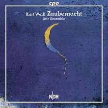 Kurt Weill (1900-1950): Zaubernacht (Kinderpantomime), CD