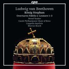 Ludwig van Beethoven (1770-1827): Musiken für das Theater Vol.2, CD