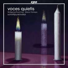 schnittpunktvokal - voces quietis, CD