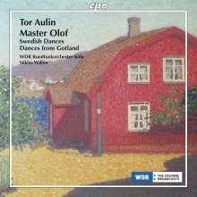 "Tor Aulin (1866-1914): Musik zu Strindbergs ""Mäster Olof"" op.22, CD"