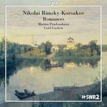 Nikolai Rimsky-Korssakoff (1844-1908): Lieder, CD
