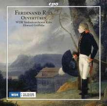 Ferdinand Ries (1784-1838): Ouvertüren (180g), LP