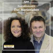 Paul Hindemith (1895-1963): Das Marienleben op.27, CD