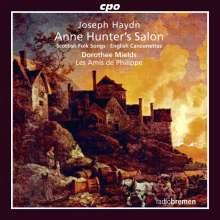 Joseph Haydn (1732-1809): Schottische Lieder & Englische Canzonetten, CD