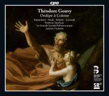 Louis Theodore Gouvy (1819-1898): Oedipe a Colone (Dramatisches Oratorium), 2 CDs