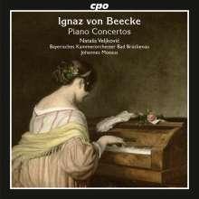 Ignaz von Beecke (1733-1803): Klavierkonzerte F-Dur & D-Dur, CD