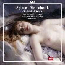 Alphons Diepenbrock (1862-1921): Orchesterlieder, CD