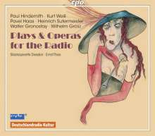 Edition RadioMusiken Vol.3 - Plays & Opera for the Radio, 2 CDs
