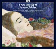 Franz von Suppe (1819-1895): Extremum Judicium (Requiem-Oratorium), 2 CDs