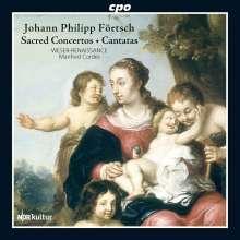 Johann Philipp Förtsch (1652-1732): Kantaten, CD