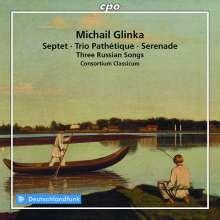 Michael Glinka (1804-1857): Kammermusik, CD