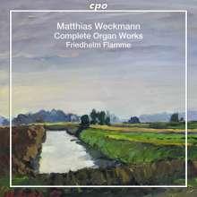 Matthias Weckmann (1619-1674): Sämtliche Orgelwerke, 2 SACDs