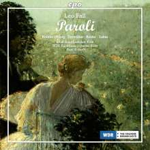 Leo Fall (1873-1925): Paroli (Komische Oper), CD