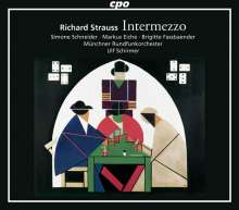 Richard Strauss (1864-1949): Intermezzo, 2 CDs