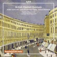 Britische Klarinettenquintette, CD