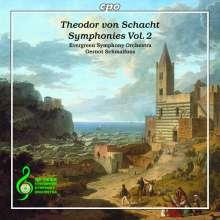 Theodor von Schacht (1748-1823): Symphonien Vol.2, CD