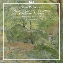 Dora Pejacevic (1885-1923): Klavierkonzert op.33, CD
