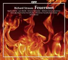 Richard Strauss (1864-1949): Feuersnot, 2 CDs