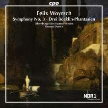 Felix Woyrsch (1860-1944): Symphonie Nr.3, CD