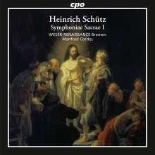 Heinrich Schütz (1585-1672): Symphoniae sacrae I SWV 257-276, 2 CDs