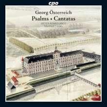 Georg Österreich (1664-1735): Psalmen und Kantaten, CD