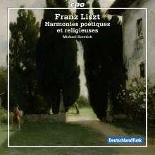 Franz Liszt (1811-1886): Harmonies poetiques et religieuses, 2 CDs
