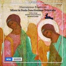 Hieronymus Praetorius (1560-1629): Missa in Festo Sanctissimae Trinitatis, CD