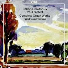 Jacob Praetorius (1586-1651): Sämtliche Orgelwerke, 2 Super Audio CDs