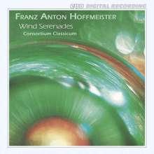 Franz Anton Hoffmeister (1754-1812): Serenaden für Bläser (inkl. cpo-Gesamtkatalog 2015/16), CD