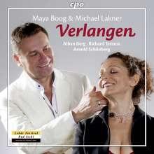 Maya Boog  - Verlangen, CD