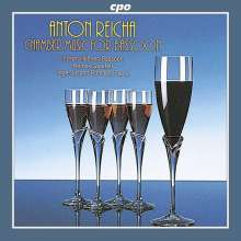 Anton Reicha (1770-1836): 2 Quintette für Fagott & Streichquartett, CD