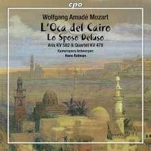 Wolfgang Amadeus Mozart (1756-1791): L'Oca del Cairo KV 422, CD