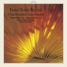 Franz Xaver Richter (1709-1789): Bläserkonzerte, CD