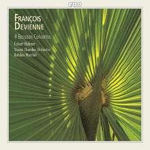 Francois Devienne (1759-1803): Fagottkonzerte Nr.1,2,4 & B-Dur, CD