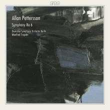 Allan Pettersson (1911-1980): Symphonie Nr.6, CD
