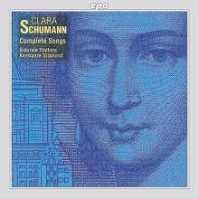 Clara Schumann (1819-1896): Sämtliche Lieder, CD