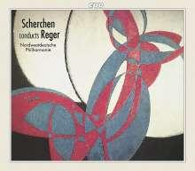 Max Reger (1873-1916): Hermann Scherchen dirigiert Reger, 2 CDs