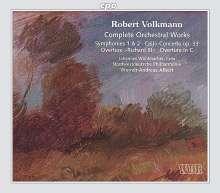 Robert Volkmann (1815-1883): Sämtliche Orchesterwerke, 2 CDs