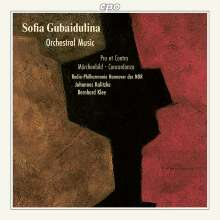 Sofia Gubaidulina (geb. 1931): Pro et Contra, CD