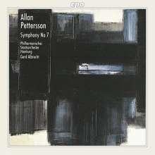 Allan Pettersson (1911-1980): Symphonie Nr.7, CD