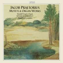 Jacob Praetorius (1586-1651): Motetten & Orgelwerke, CD