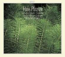 Hans Pfitzner (1869-1949): Orchesterwerke & Konzerte, 5 CDs