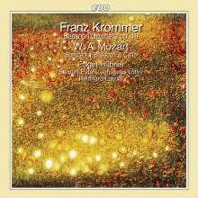 Franz Krommer (1759-1831): Fagottquartette op.46 Nr.1 & 2, CD