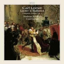 Carl Loewe (1796-1869): Sämtliche Balladen & Lieder Vol.7, CD