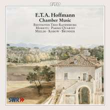 E.T.A. Hoffmann (1776-1822): Harfenquintett, CD