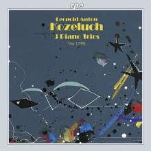 Leopold Kozeluch (1747-1818): Klaviertrios P.IX: Nr.14,15,18, CD