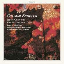 Othmar Schoeck (1886-1957): Orchesterwerke, CD